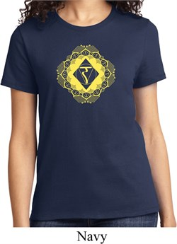 Image of Ladies Yoga Diamond Manipura T-shirt