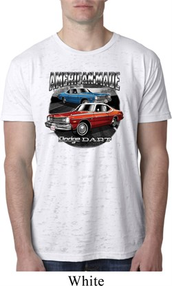 Image of Mens American Made Dodge Dart Burnout Shirt