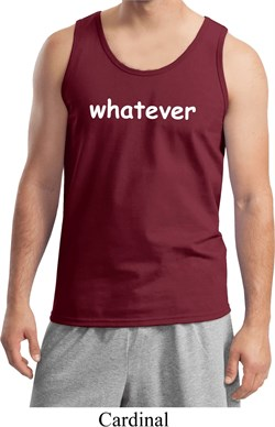 Image of Mens Whatever Tank Top