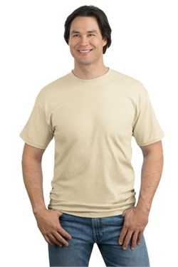 Image of Tall T-shirt - Mens Sand Color