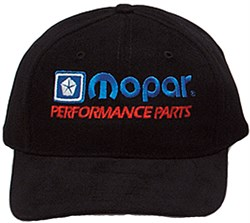 Mopar Hat - Logo Fine Embroidered Cap