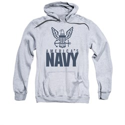 Navy Hoodie America's Navy Athletic Heather Sweatshirt Hoody
