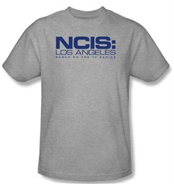 Image of NCIS LA Kids T-shirt - Youth Athletic Heather Tee