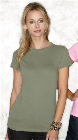 Image of Next Level Ladies T-Shirt Perfect Top Quality Style Tee Shirt