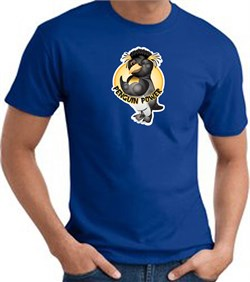 PENGUIN POWER Athletic Gym Workout T-shirt - Royal