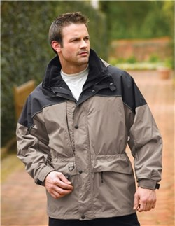 Premium Quality Men's 3 in 1 System Parka Colorado Jacket