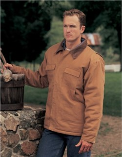Image of Premium Quality Men's Heavyweight Canyon Hip Length Jacket