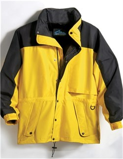 Men's Tall Sizes 100% Toughlan Nylon Parka Climax Jacket