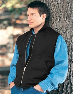 Image of Men's Tall Sizes Heavyweight Cotton Canvas Lodestar Vest