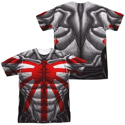 Image of Rai Valiant Comics Costume Sublimation Youth Shirt Front/Back Print