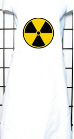 Fallout Apron Radioactive Radiation Symbol Full Length Apron