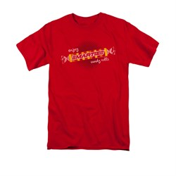 Image of Smarties Shirt Enjoy Red T-Shirt