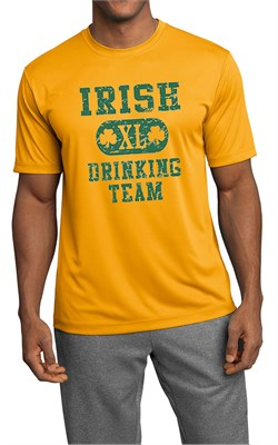 St Patricks Day Mens Shirts Irish Drinking Team Competitor Tee T-Shirt