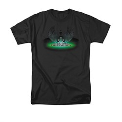 Star Trek Shirt Nemesis Black T-Shirt