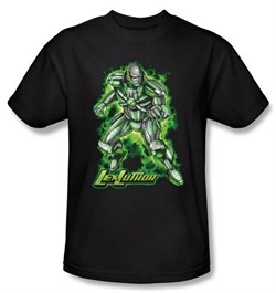 Image of Superman Kids T-shirt DC Comics Kryptonite Lux Luther Shirt Tee Youth