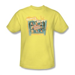 Image of The Brady Bunch Shirt Story Adult Tee T-Shirt