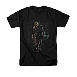 The Joker Shirt Joker Leaving Black T-Shirt
