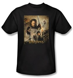 The Lord Of The Rings Kids T-Shirt Return Of The King Youth Tee