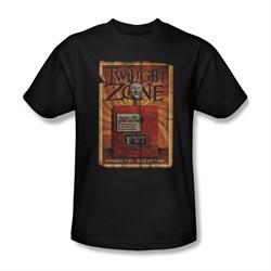 Image of Twilight Zone Shirt Mystic Seers Black T-Shirt