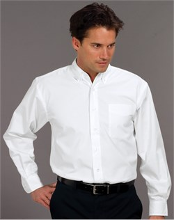 Image of Port Authority Tall Dress Shirt Long Sleeve Easy Care
