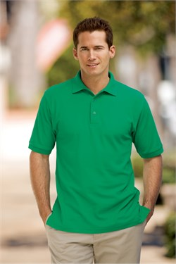 Port Authority Polo Sport Shirt Tall Sizes Silk Touch