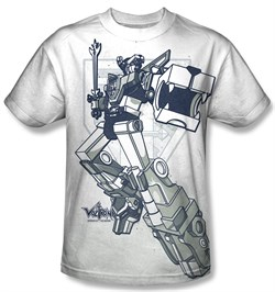 Voltron Shirt Defender Sublimation T-Shirt