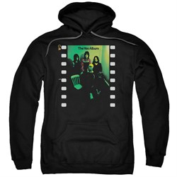 Image of Yes Hoodie Album Black Sweatshirt Hoody