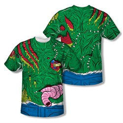 Image of Zombie Gross Zombie Sublimation Shirt Front/Back Print