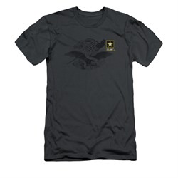 Army Shirt Slim Fit The Union Olive T-Shirt