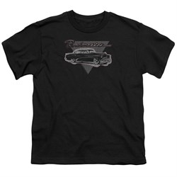Buick Kids Shirt 1952 Roadmaster Black T-Shirt