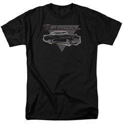 Buick Shirt 1952 Roadmaster Black T-Shirt