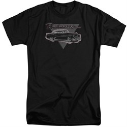 Buick Shirt 1952 Roadmaster Black Tall T-Shirt