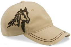 Image of 3D Horse Hat