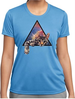 Galactic Cat Ladies Dry Wicking T-shirt