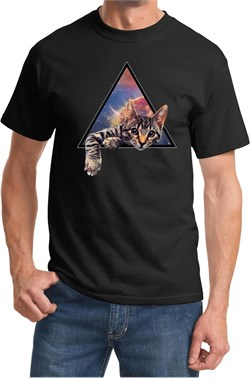 Galactic Cat T-shirt