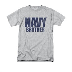 Navy Shirt Navy Brother Athletic Heather T-Shirt