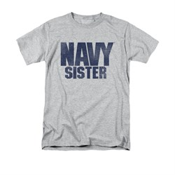 Navy Shirt Navy Sister Athletic Heather T-Shirt