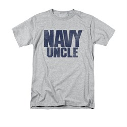 Navy Shirt Navy Uncle Athletic Heather T-Shirt