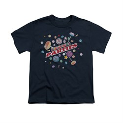 Smarties Shirt Kids Parties Navy T-Shirt